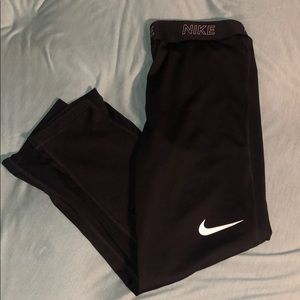 Nike Pants - Nike Dri-Fit Crop Leggings